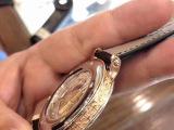 谷城回收铂金OMEGA手表回收报价查询