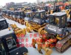 郑州个人二手推土机 50铲车 徐工振动压路机 平地机 挖掘机