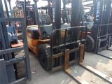 杭州個人二手叉車價格,二手合力10噸叉車