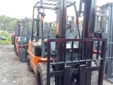 西安二手合力7吨叉车,二手7吨叉车