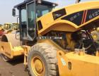 黄山二手振动压路机公司,22吨26吨单钢轮二手压路机买卖