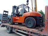 南京二手合力8吨叉车