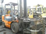 绵阳二手叉车私人转让,二手合力5吨叉车