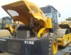 东莞二手压路机,20吨22吨26吨单钢轮压路机