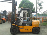 宣城二手叉车私人转让,9成新合力5吨叉车