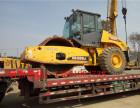 银川二手振动压路机公司,22吨26吨单钢轮二手压路机买卖