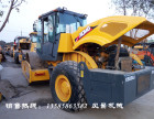延安二手振动压路机公司,22吨26吨单钢轮二手压路机买卖