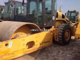 通化二手振动压路机公司,22吨26吨单钢轮二手压路机买卖