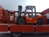 南京二手合力8噸叉車