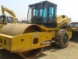 北京二手22噸20噸壓路機