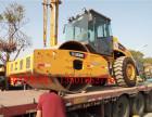 漯河二手26吨 22吨 20吨 18吨振动压路机个人出售