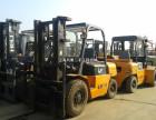 成都二手合力叉車,上海哪里買舊5噸叉車