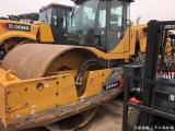 二手震動壓路機商家,柳工20噸22噸26噸二手壓路機