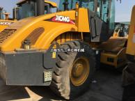 乐山二手振动压路机公司,22吨26吨单钢轮二手压路机买卖