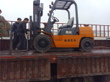 地区 二手杭州叉车,杭州4吨高门架二手价格
