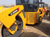 二手振動壓路機公司,22噸26噸單鋼輪二手壓路機買賣