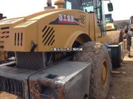 甘孜二手压路机,徐工20吨22吨26吨单钢轮二手震动压路机