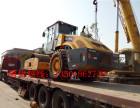 清远二手压路机报价,徐工22吨26吨二手振动压路机
