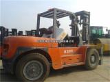 郑州个人二手叉车价格,二手合力10吨叉车