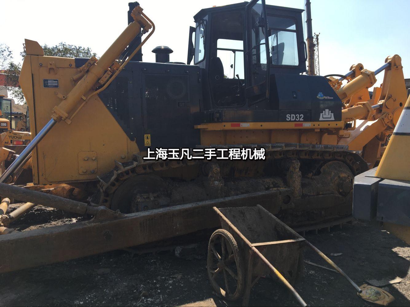 黄南山推二手推土机130.160.220.320