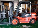 桂林个人二手叉车价格,二手合力10吨叉车