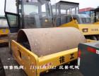 伊春二手振动压路机公司,22吨26吨单钢轮二手压路机买卖