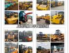 上海出售二手徐工22吨压路机/个人二手装载机/推土机/挖掘机