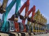 桂林二手挖掘機市場