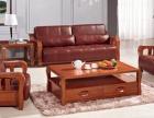 天津天津中式真皮沙发做套