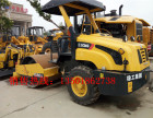 武威二手振动压路机公司,22吨26吨单钢轮二手压路机买卖