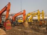 苏州二手挖掘机 小松挖掘机