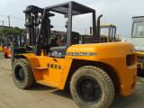 日照二手杭州叉车,杭州4吨高门架二手价格
