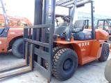 杭州二手叉車市場,二手杭州6噸叉車