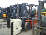 上海二手叉车市场,二手杭州10吨叉车