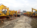 石家庄转让二手挖掘机 原厂玉柴二手小型挖机