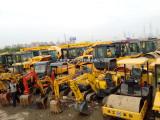 东莞二手26吨压路机.推土机-平地机.小型挖掘机.叉车