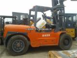 长沙私人二手叉车转让,合力10吨8吨7吨二手叉车