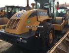茂名二手振动压路机公司,22吨26吨单钢轮二手压路机买卖