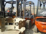 贵阳二手叉车市场,二手杭州10吨叉车