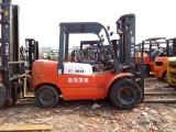 廣州二手合力3噸電動叉車