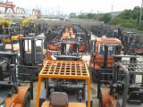 南京二手合力7吨叉车