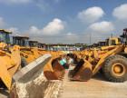 宁波柳工二手50装载机公司,龙工二手50装载机多少钱