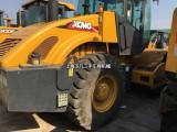 二手振动压路机公司,22吨26吨单钢轮二手压路机买卖