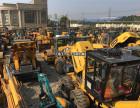 喀什二手振动压路机公司,22吨26吨单钢轮二手压路机买卖