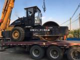 巴彦淖尔出售22吨二手压路机,26吨二手振动压路机行情