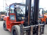 杭州二手叉車市場,二手杭州7噸叉車