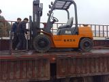 大连二手合力8吨叉车