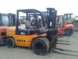 桂林二手叉车私人转让,9成新合力5吨叉车