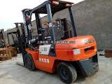 安庆二手合力7吨叉车,二手7吨叉车