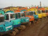 珠海二手挖掘机市场,小松220-8 360和240挖掘机